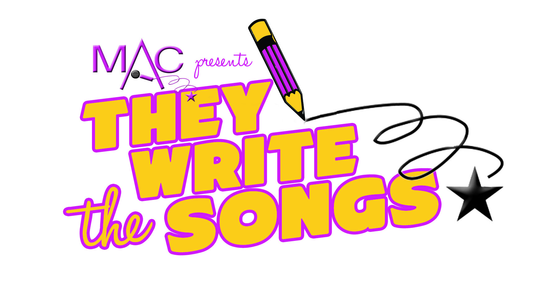 MAC They Write The Songs Logo